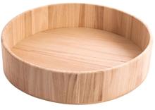 21601 21602 21603 21605 Bandeja madera de balsa redonda grande Innspiro