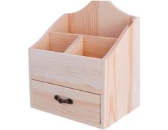 21615 Clasificador madera de pino macizo Innspiro - Ítem