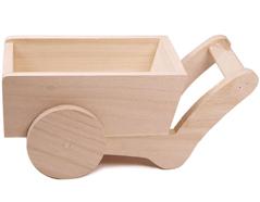 21621 Carretilla madera de balsa Innspiro