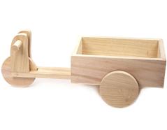 21622 Carretilla madera de balsa Innspiro