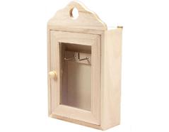 21623 Armario llaves madera de balsa Innspiro
