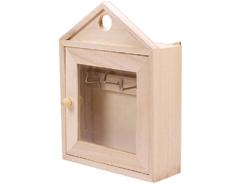 21625 Armario llaves madera de balsa Innspiro