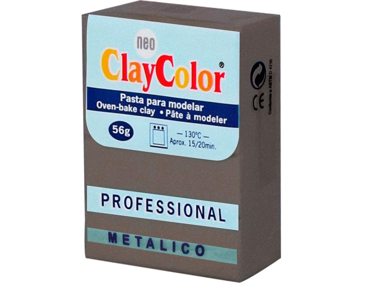 2166 Pasta polimerica Metalicos cobre ClayColor
