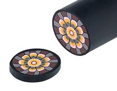 2217 Barra milflores flor amarilla ClayColor