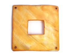 Z22365 22365 Colgante concha de madreperla hebilla brillante oro Innspiro - Ítem