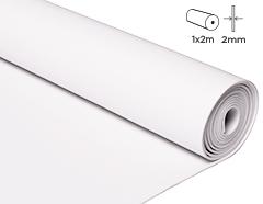22700 Goma eva blanco 100x200cm 2mm 1u Thou
