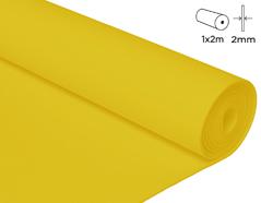 22734 Goma eva amarillo claro 100x200cm 2mm 1u Thou
