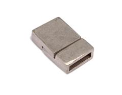 240001 Z240001 Cierre metalico zamak magnetico plateado Innspiro