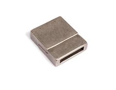 240002 Z240002 Cierre metalico zamak magnetico plateado Innspiro