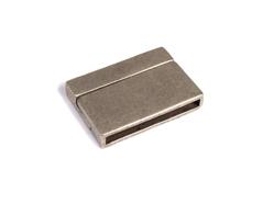 240003 Z240003 Cierre metalico zamak magnetico plateado Innspiro