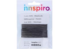 240811 240711 240611 Cordon cuero metalico azul marino Innspiro
