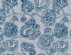 300235 Papel para decoupage brianza azul plata Innspiro