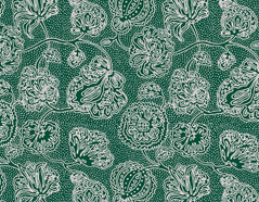 300236 Papel para decoupage brianza verde plata Innspiro