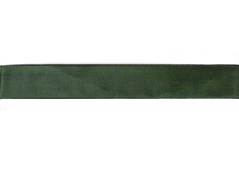 30060 Cinta decorativa verde con ribete negro Innspiro