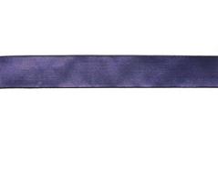 30063 Cinta decorativa lila con ribete negro Innspiro