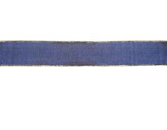 30081 Cinta decorativa malla azul ribete dorado Innspiro - Ítem