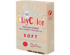 3201 Pasta polimerica soft melocoton ClayColor