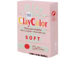 3202 Pasta polimerica soft rosa ClayColor