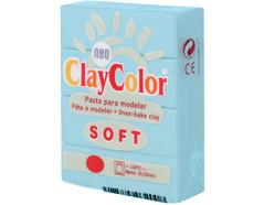 3206 Pasta polimerica soft azul claro ClayColor