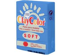 3208 Pasta polimerica soft azul noche ClayColor