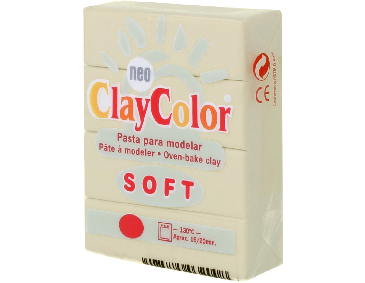3219 Pasta polimerica soft beige ClayColor