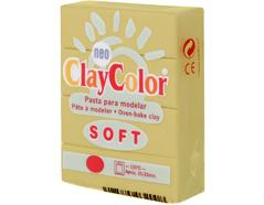 3223 Pasta polimerica soft dorado ClayColor