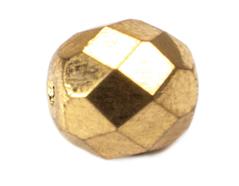 Z33872 33872 Z33672 33672 Z33472 33472 Z33372 33372 Cuentas cristal checo facetada dorado Innspiro