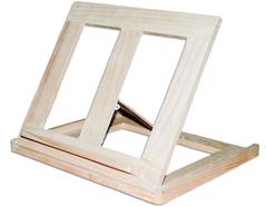 342 Atril madera de pino macizo Innspiro