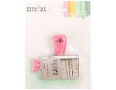 343051 Sello fechador Date Stamp American Crafts