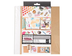 343927 Album Vicky Boutin Junque Journal American Crafts