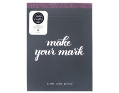 345794 Cuaderno en blanco Kelly Creates Blank Pad American Crafts