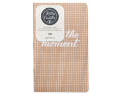 346406 Cuaderno hojas con cuadricula para Kelly Creates Journal American Crafts