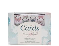 347127 Set 40 tarjetas con sobres Boxed Cards Maggie Holmes Chasing Dreams American Crafts