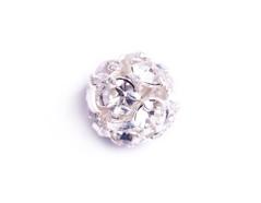 Z35100 Z35600 35600 Z35800 35800 35100 Cuenta rhinestone cristal checo bola plateada crystal Innspiro