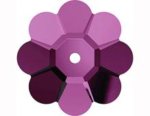 A3700-204-6 3700-204-6 3700-204-8 Piedras para coser de cristal Marguerite Lochrose 3700 amethyst Swarovski Autorized Retailer