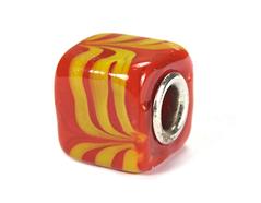 Z3700 3700 Cuenta cristal DO-LINK cubo rojo Innspiro