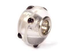 Z3717 3717 Cuenta cristal DO-LINK bola transparente puntos Innspiro