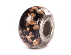 Z3721 3721 Cuenta cristal DO-LINK bola negro transparente Innspiro