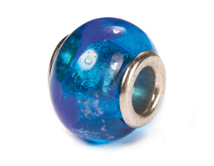 Z3747 3747 Cuenta cristal DO-LINK bola azul Innspiro