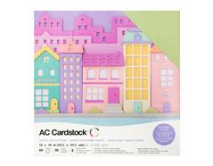 376992 Set 60 cartulinas Pastels Variety Pack American Crafts