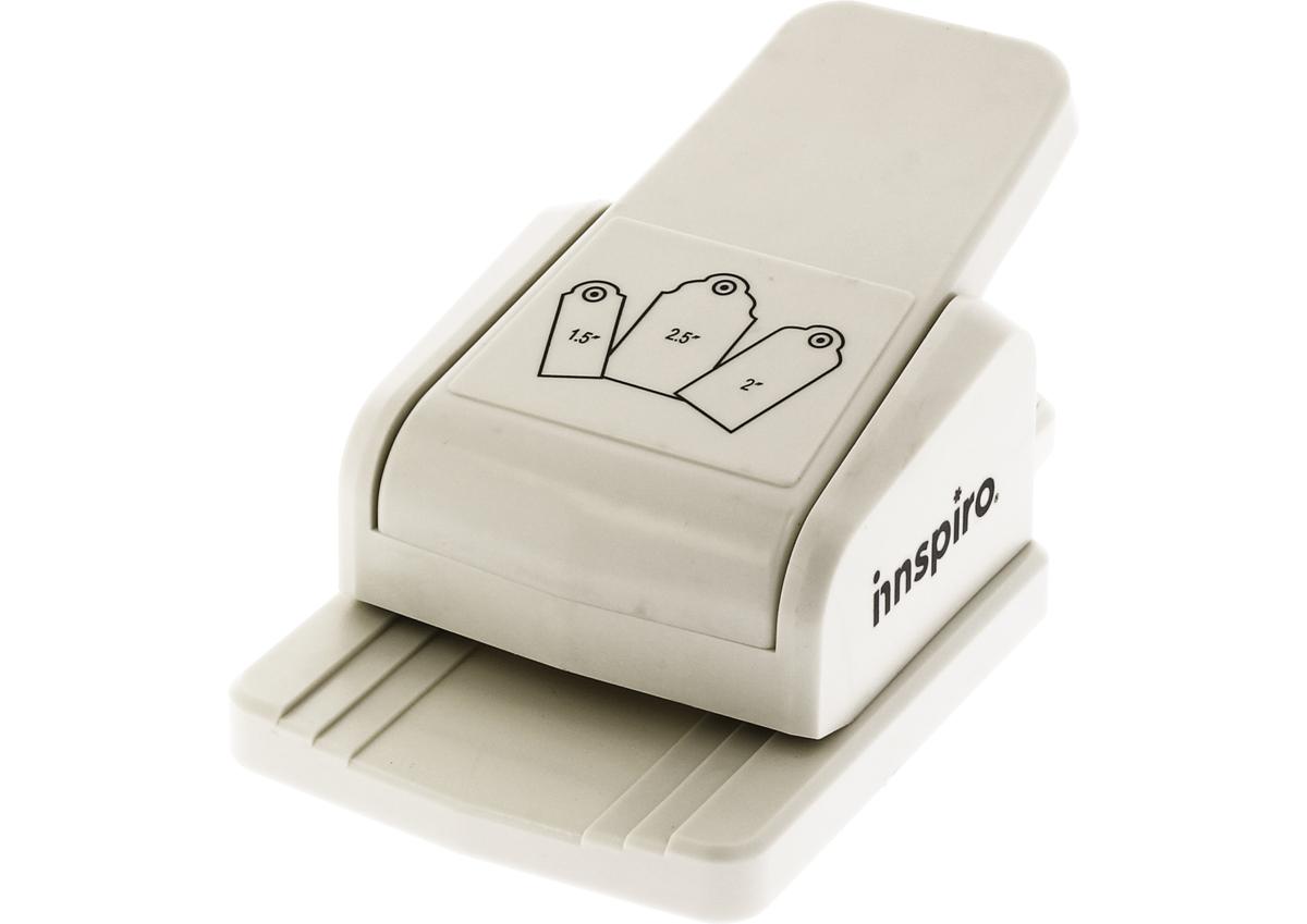 39000 Troqueladora de etiquetas Tag Punch Innspiro