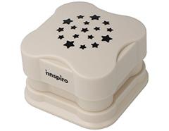 39003 Troqueladora Anywhere Punch estrellas Innspiro