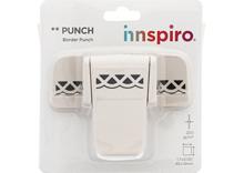 39102 Troqueladora de bordes continuos Border Punch olas Innspiro - Ítem1