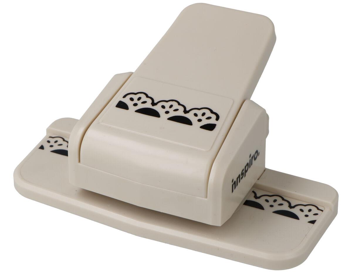 39103 Troqueladora de bordes continuos Border Punch festoneado Innspiro