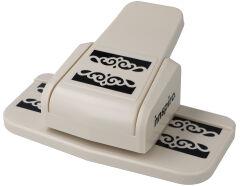 39105 Troqueladora de bordes continuos Border Punch flor Innspiro