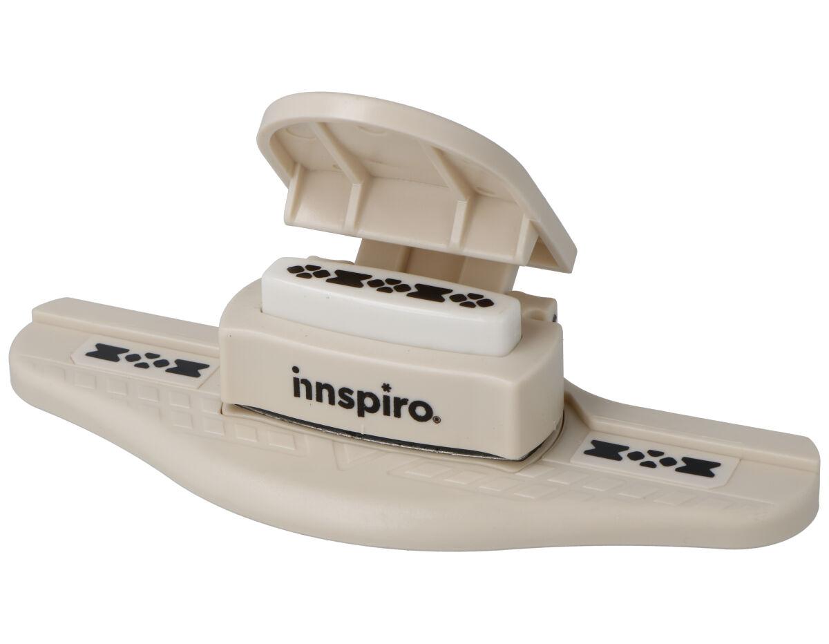 39200 Set troqueladora de bordes continuos Interchangeable Border Punch flor Innspiro