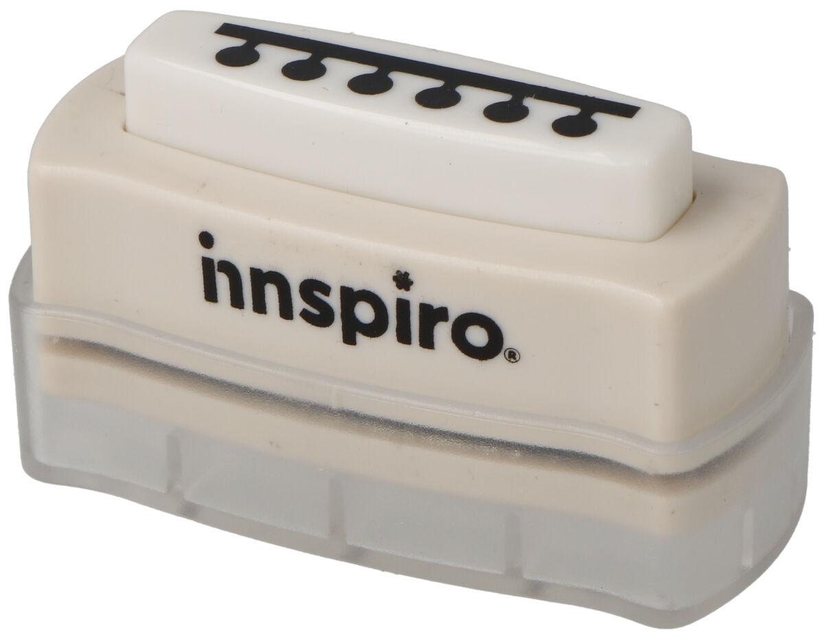 39204 Cartucho para troqueladora de bordes Interchangeable Border Punch hoja de papel Innspiro