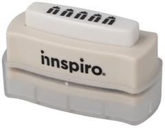 39207 Cartucho para troqueladora de bordes Interchangeable Border Punch regalos Innspiro