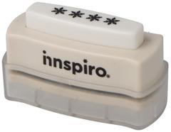 39208 Cartucho para troqueladora de bordes Interchangeable Border Punch copo de nieve Innspiro