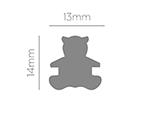 39509 Troqueladora de figuras Eva Foam Punch oso Innspiro - Ítem2